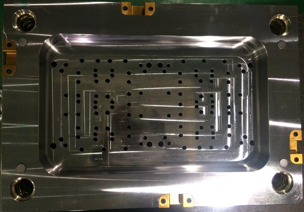 pocket mold base manufacture