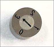 shirt arrow mold date insert