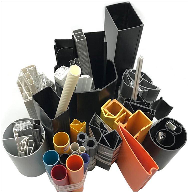 plastic extrusion parts