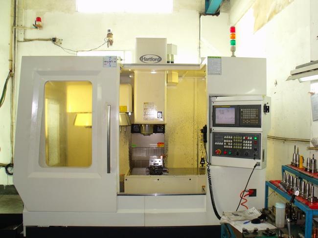 high speed CNC manufacturing