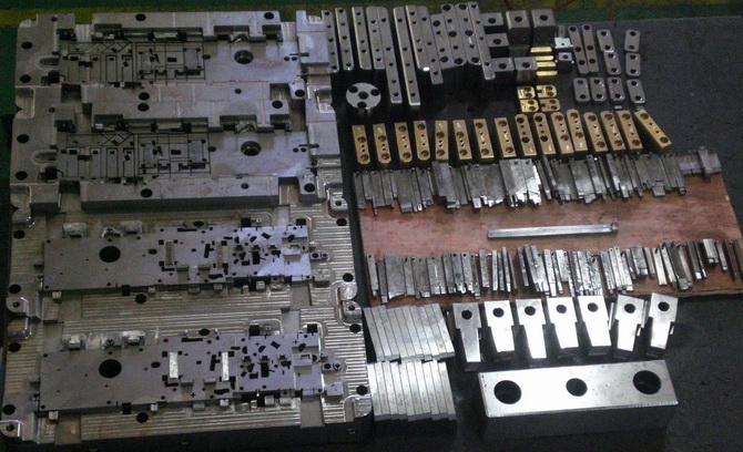 manufacturing components