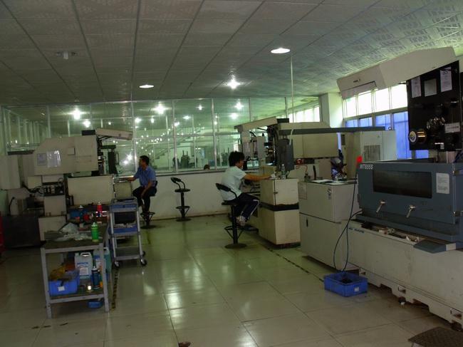 wire cut manufacturing